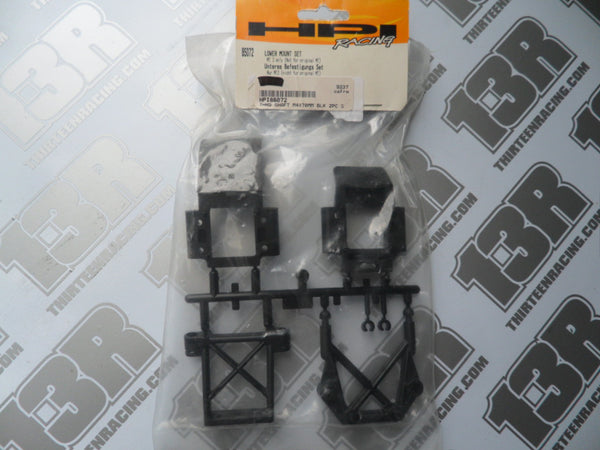 HPI Racing MT2 Lower Mount Set, # 85072