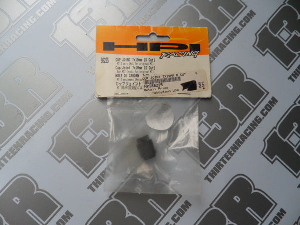 HPI Racing MT2 Cup Joint 7 x 19mm (D Cut), # 86225
