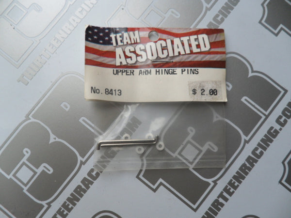 Team Associated Upper Arm Hinge Pin Set, # 8413, RC12