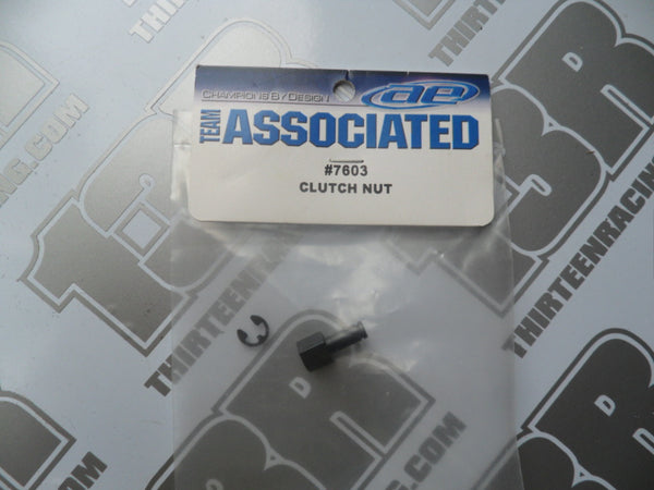 Team Associated RC10GT Clutch Nut, # 7603