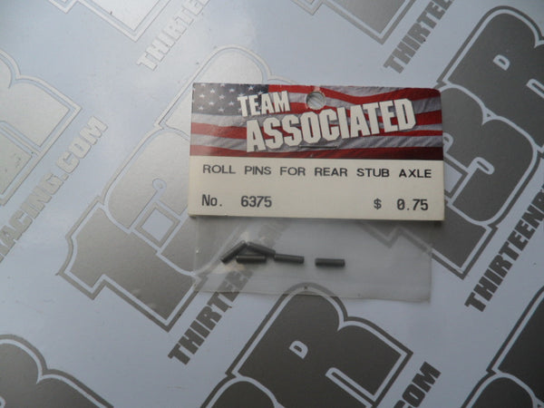 Team Associated Roll Pins For Rear Stub Axle (6pcs), # 6375, RC10 Classic, B3, T, T2, T3, GT