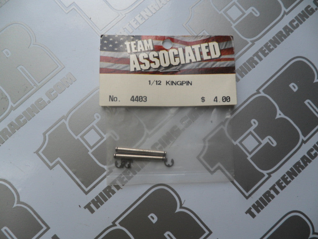 Team Associated 1/12 Kingpin Set, # 4403, RC12