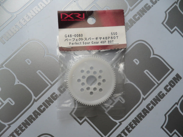 Xenon Racing 80T 48dp Spur Gear