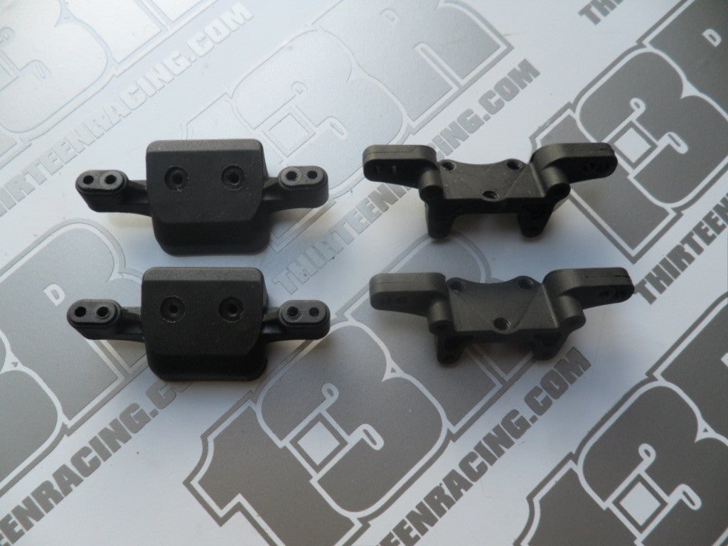 Team C TM2 Front & Rear Bulkheads (2prs) - Used, TM2SC