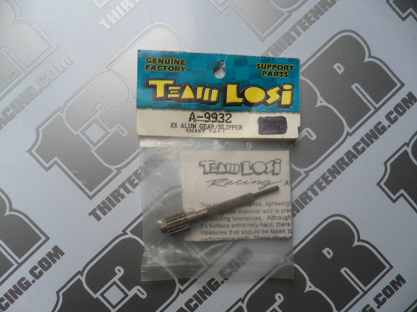 Team Losi XXT Aluminium Gear/Slipper Shaft 2.61:1, A-9932, Retrofit LXT