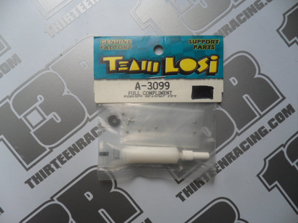 Team Losi Full Compliment Thrust Bearing Set, A-3099, XX4, Street Weapon, Rally Weapon