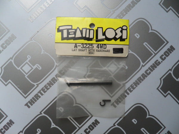 Team Losi XX4 Layshaft With Hardware, A-3225, Street Weapon, Rally Weapon