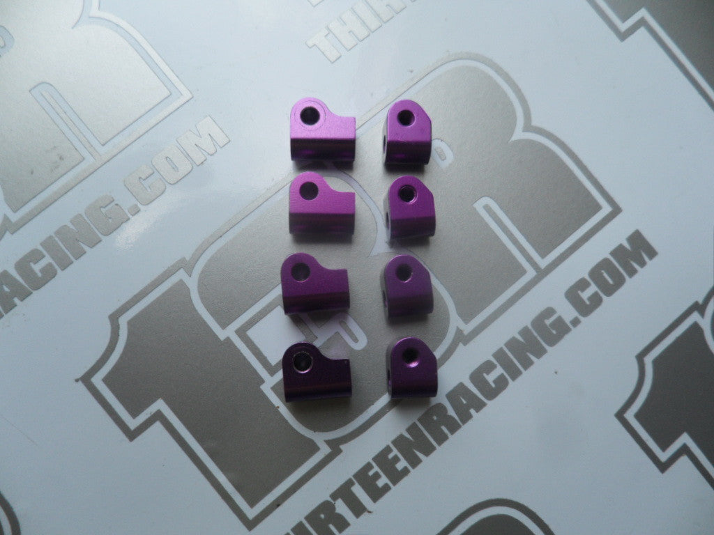 Schumacher Alloy Rear Pivot Mount Blocks - Used, U3517, Mi3, Mi4, CAT SX, SX2, SX3