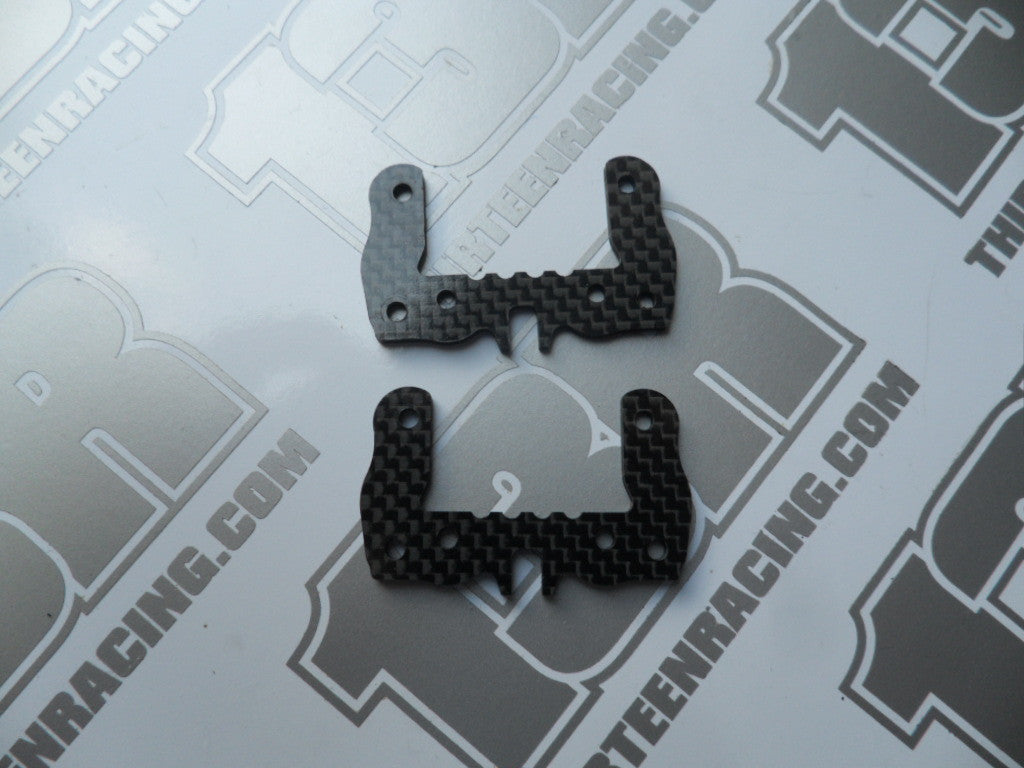 Schumacher C/F Link Mount 4 Dink - Used (2pcs), U4310
