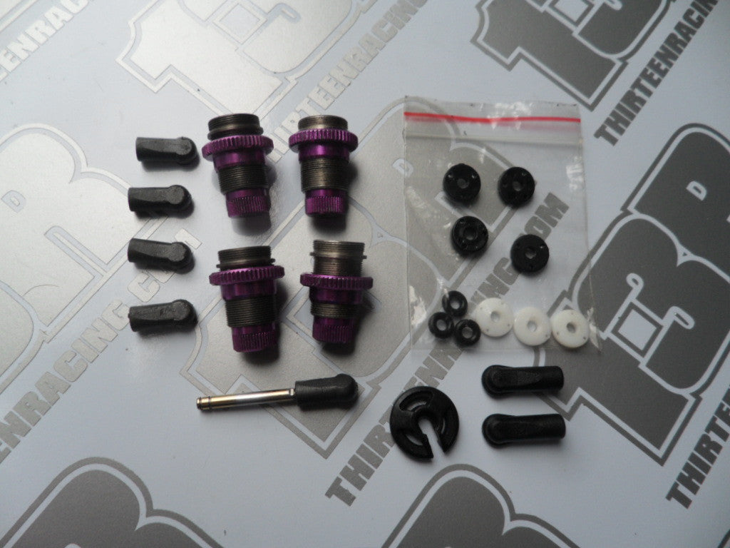 Schumacher Mi3/Mi4 Mixed Lot Of Shock Absorber Parts - Used