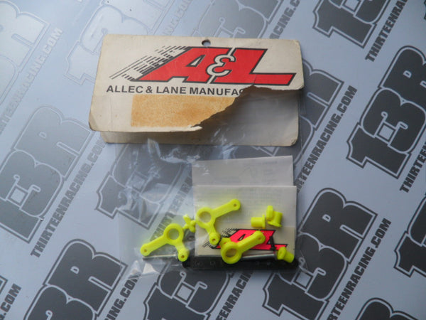 Team Losi JRX2/JRXT/JRX Pro A&L Yellow Bearing Steering Kit, #3080
