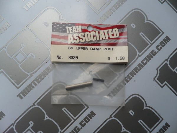 Team Associated RC10L Stainless Steel Damper Mount Post, # 8329