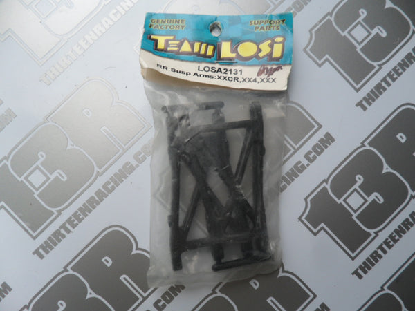 Team Losi XX CR Rear Suspension Arms (Pr), A-2131, XXX, XX4, XXX4