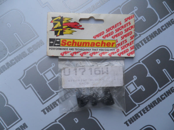 Schumacher Cougar 2000/Fireblade SACS 2 Steering Blocks, U1716W, '95/95T, 2000/USA