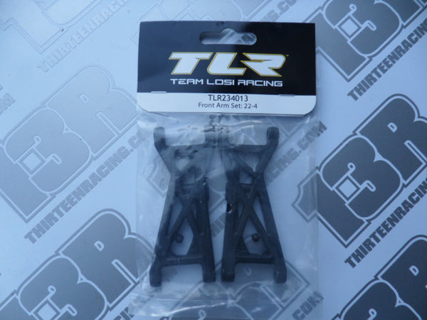 TLR 22-4 Front Arm Set, TLR234013