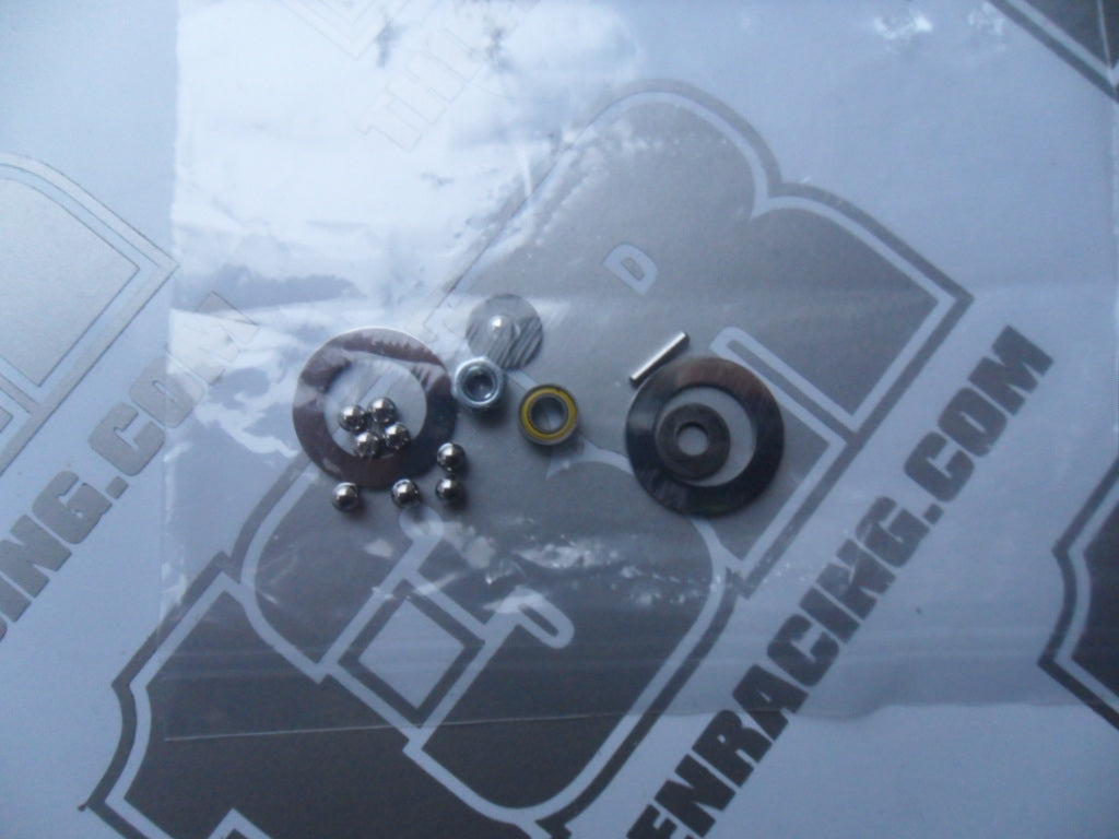Schumacher CAT XLS Masami Diff Hardware Set - New loose