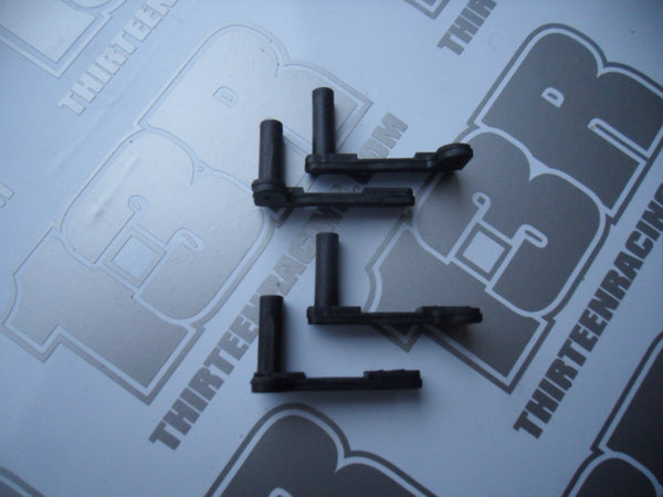 Schumacher CAT XLS Masami Front Suspension brackets (4pcs) - New Loose, U7194