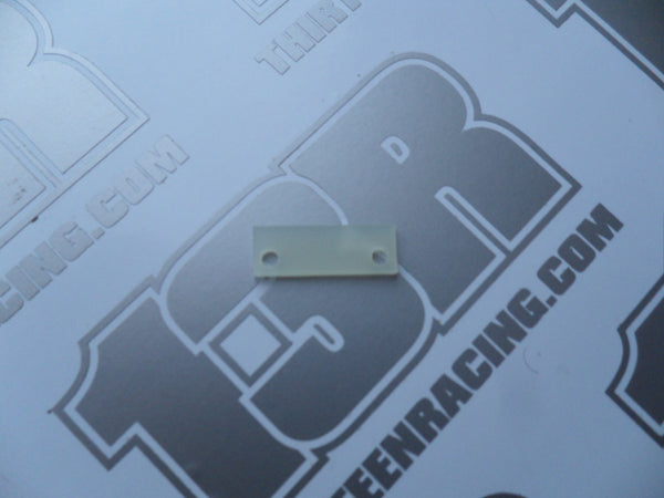 Schumacher CAT XLS Masami F/glass Servo Mount Spacer - New Loose, U7193