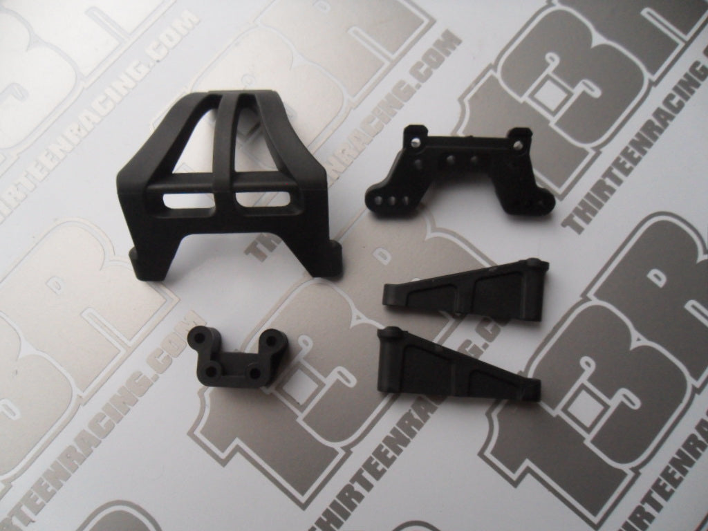 Yokomo YZ-2 Bulkhead Mount/Gearbox Support/R Upper Arm Mount - New Loose, Z2-018M