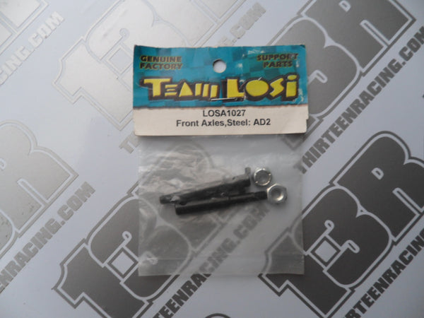 Team Losi XXX-NT AD2 Steel Axles (2pcs), LOSA1027