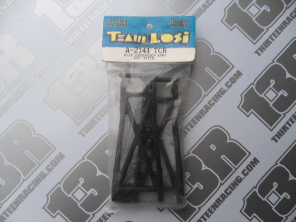 Team Losi XXT CR Rear Suspension Arms (Pr), A-2141, XXX-T