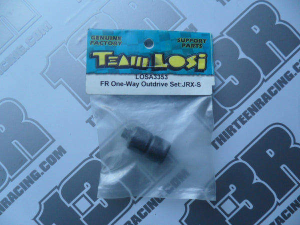 Team Losi JRX-S Front One-Way Outdrive Set, LOSA3353