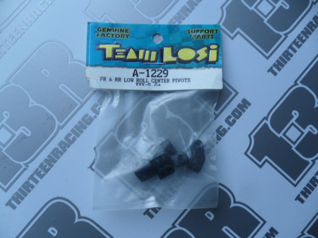 Team Losi XXX-S Front & Rear Low Roll Centre Pivots, A-1229