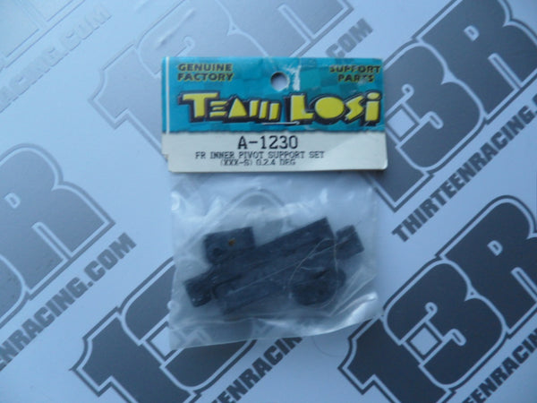 Team Losi XXX-S Front Pivot Support Set, A-1230