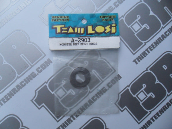 Team Losi Monster Diff Drive Rings, A-2903, XXX-NT