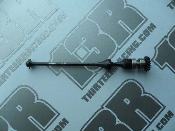 Team Durango DEX410 Rear Centre Driveshaft With Input Gear - Used