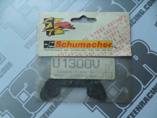 Schumacher Bosscat Carbon Fibre Rear Suspension V/Mount, U1300V
