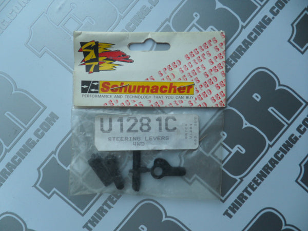 Schumacher Bosscat Steering Levers Set, U1281C