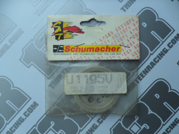Schumacher 98T 48dp Q.C Slipper Spur gear, U1195V