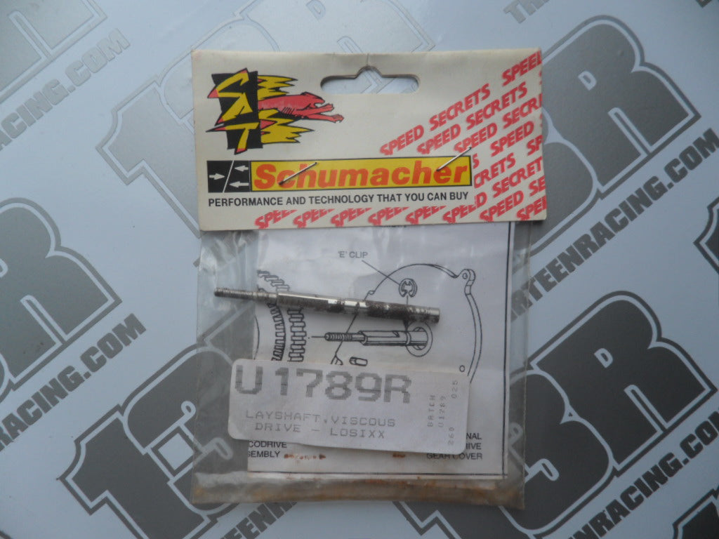 Schumacher Viscous Drive Layshaft for Losi XX, U1789R, XXT
