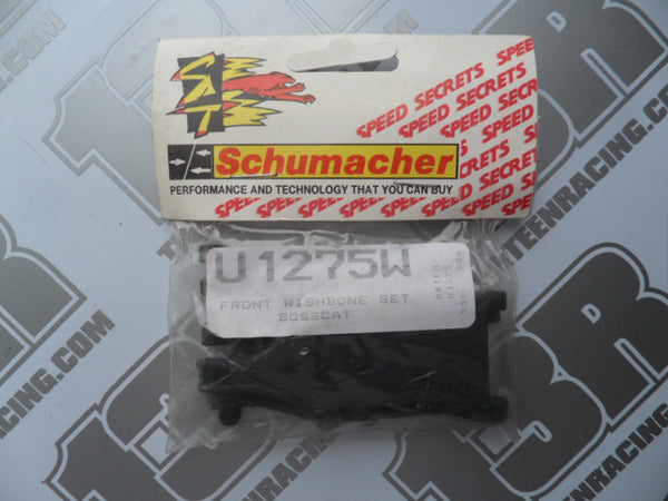 Schumacher Bosscat Front Wishbone Set (Upper & Lower), U1275W