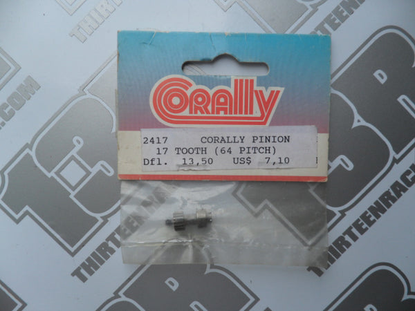 Corally 17T 64dp Pinion Gear - Long Boss