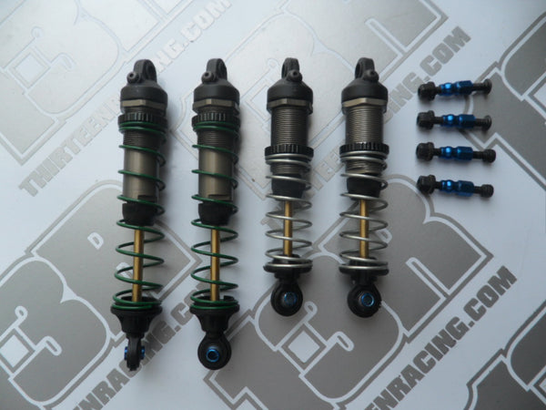 Team Associated B4/B44 V2 Factory Team Small Bore Threaded Shock Absorbers - Used