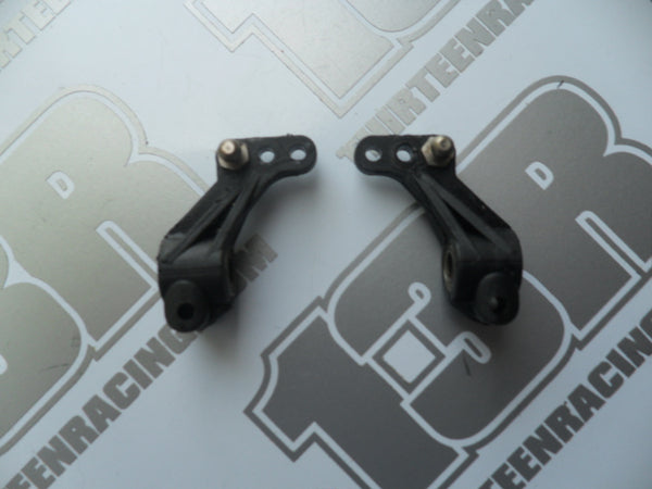 Schumacher Fireblade EVO Rear Hub Carriers With Hardware - Used