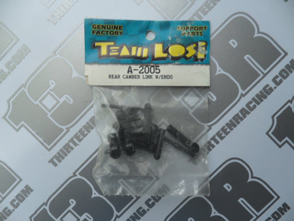 "Team Losi Rear camber Link W/Rod Ends (1-1/8""), A-2005, XX CR, Street Weapon"