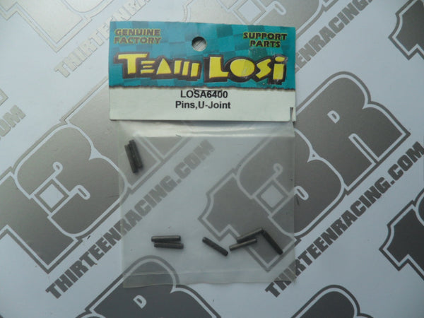 Team Losi Driveshaft U-Joint Pins (8pcs), A-6400