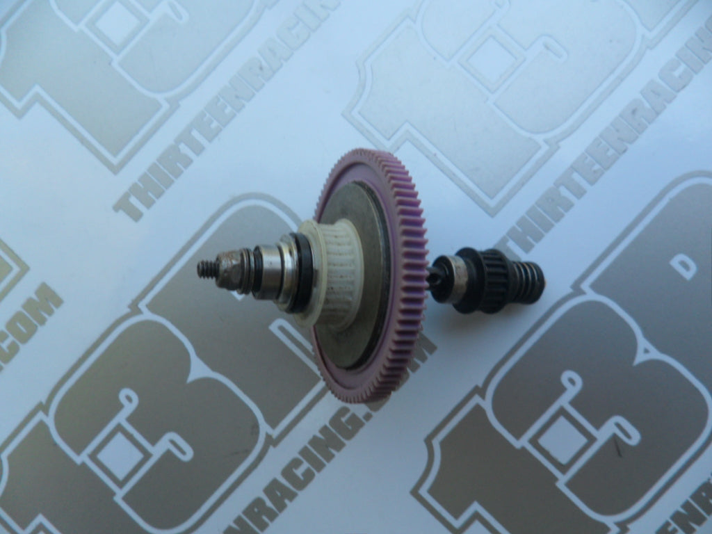 Team Losi XX4 Complete Slipper Clutch Unit & One Way Clicker - Used