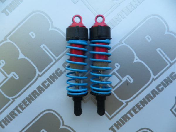 Schumacher Red Aluminium Short Vari Shock Absorbers (Pr) - Used, Club 10, Cougar, 2WD Front
