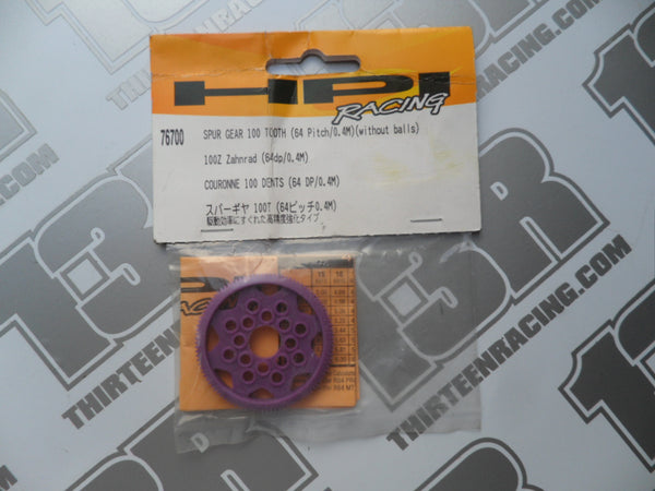 HPI Racing 100T 64dp Spur Gear, 76700