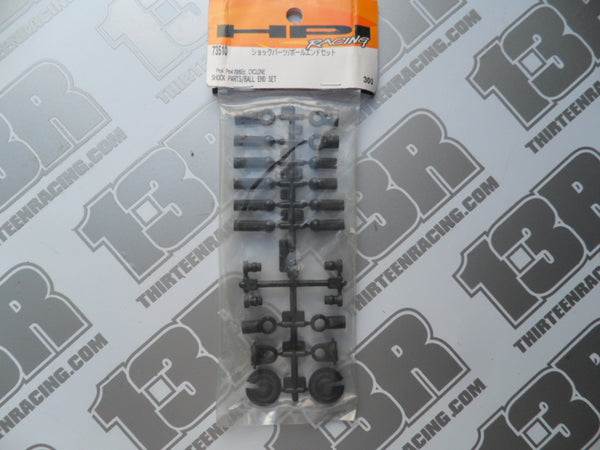 HPI Racing Pro 4 Shock Parts/Ball End Set, # 73510