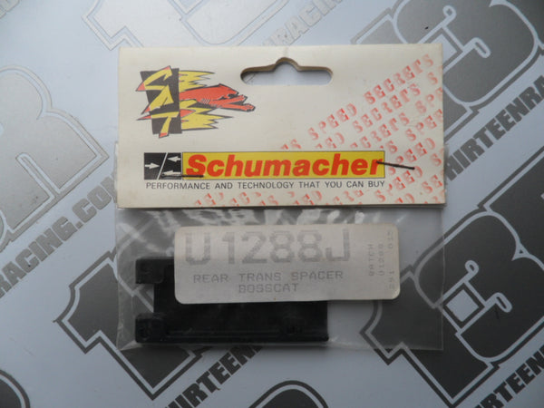 Schumacher Bosscat Rear Transmission Spacer, U1288J