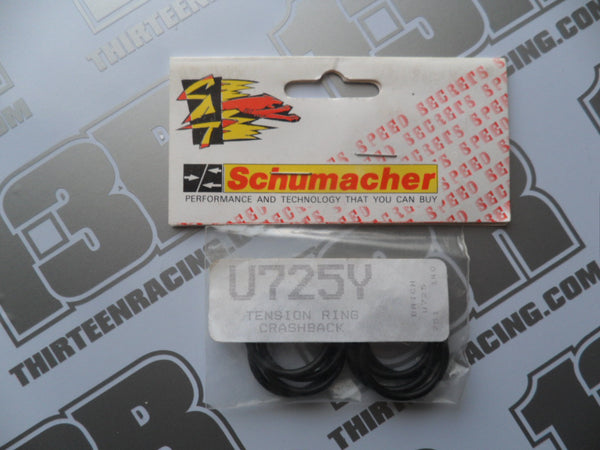 Schumacher Crashback Tension Rings, U725Y