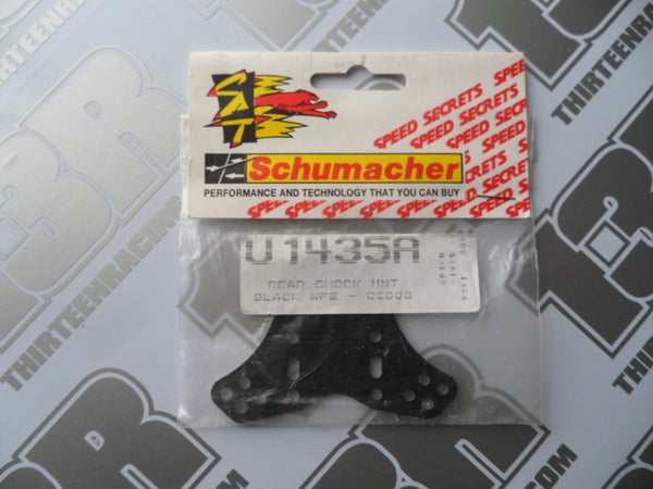Schumacher Cougar 2000 Rear Shock Mount - WFE, U1435A