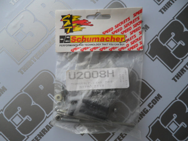 Schumacher Nitro 21 XS Throttle Link Set, U2008H