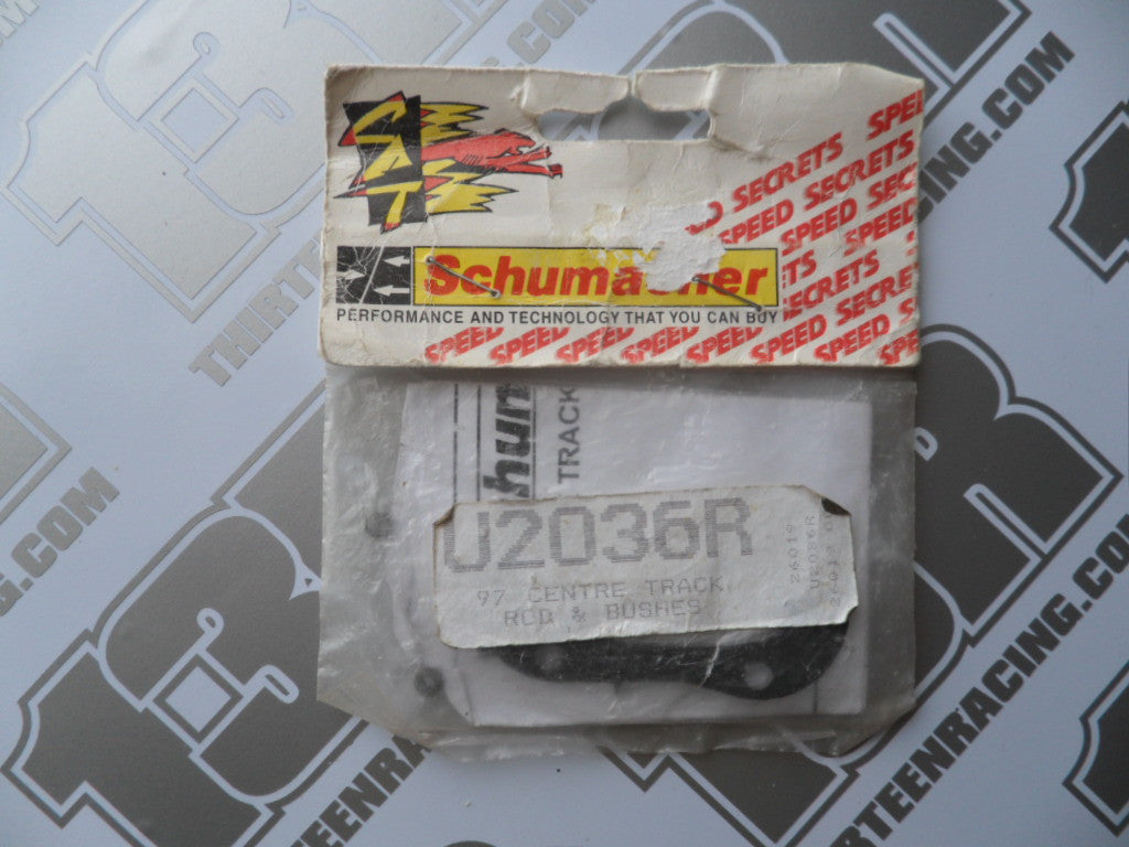 Schumacher SST/Axis '97 Centre Track Rod & Bushes Set, U2036R