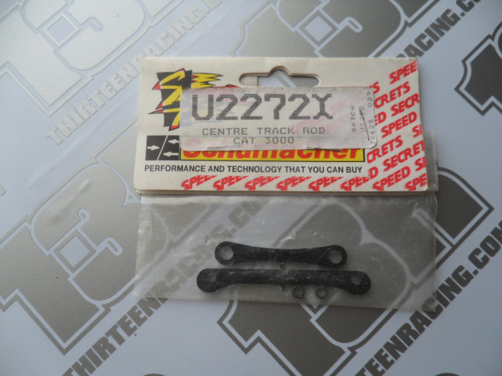 Schumacher CAT 3000 Centre Track Rod Set, U2272X